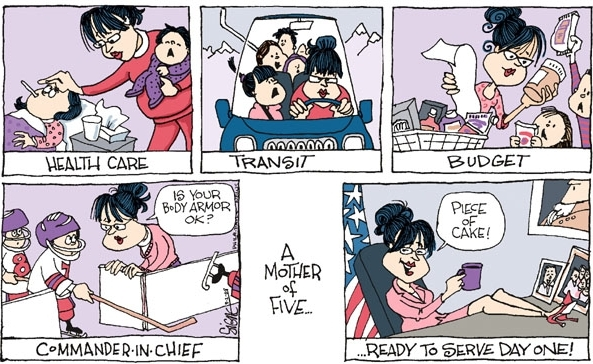 Palin cartoon