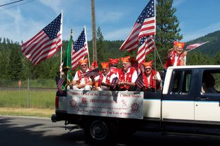 Rathdrum parade7