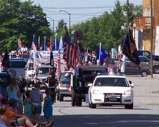 Rathdrum parade2