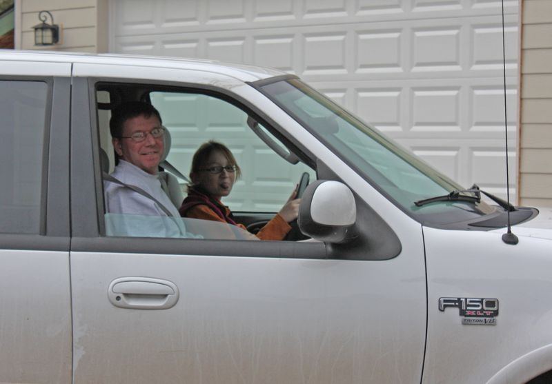 Quynn driving lesson