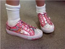 Magic slippers