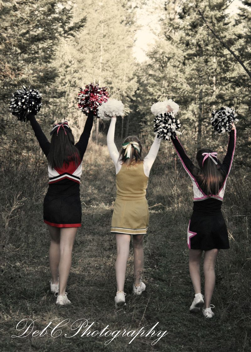 Cheer girls